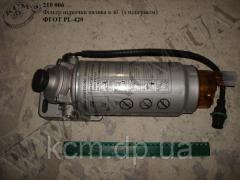 Фільтр в зб. з насосом підкачки палива (з підігрівом) ФГОТ PL-420