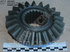 Шестерня піввісі 53205-2403050 (20 шлiц)
