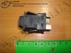 Вимикач ліхтаря протитуманного 3812.3710-02 (кнопка), арт. 3812.3710-02