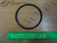 Кільце ущільнювальне 100-110-58-2-2 (цапфи), арт. 100-110-58-2-2