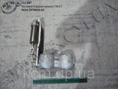 Заслінка 5434-3570010-03 (гірське гальмо), арт. 5434-3570010-03