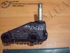 Кронштейн амортизатора нижн. прав. 5440-29054