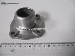 Патрубок коробки термостата 236-1306053 (алюм.), арт. 236-1306053