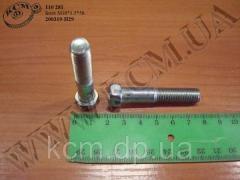 Болт 200319-П29 (М10*1.5*50) МАЗ,  арт....