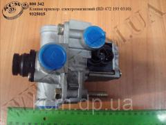 Клапан прискорювальний електромагнітний 9325015 (RD 472 195 0310)