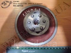 Шків насоса ГПК 500-3407241 (НШ-10,  6...