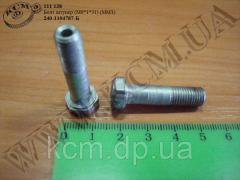 Болт штуцер 240-1104787-Б (М8*1*31) ММЗ, арт. 240-1104787-Б