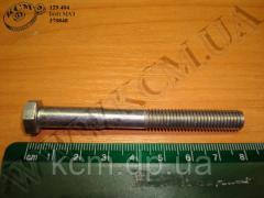 Болт 370848 (М8*1, 5*80) МАЗ,  арт. 370848