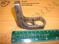 Скоба кріплення форсунки 236-1112163-Б2, ...