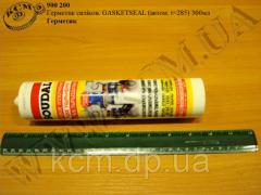 Герметик силікон. GASKETSEAL (автом. Т=285, 300мл)