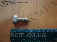 Болт стартера 1/55403/21 (М12*25*1,25) КамАЗ, арт. 1/55403/21