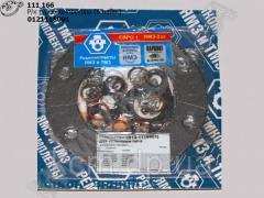 Р/к заміни турбокомпресора ТКР-9 012-1118001 (6