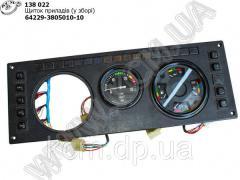 Щиток приладів 64229-3805010-10 МАЗ