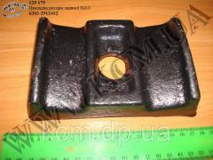 Накладка ресори задн. 6303-2912412 МАЗ, ...