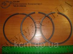 Кільце поршневе 740.30-1000106 (Евро-2) Кострома