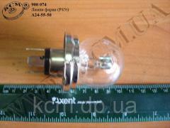 Лампа фарна А24-55-50 (P45t)