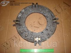 Диск зчеплення натискний 238Н-1601093 (плита), арт. 238Н-1601093