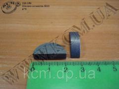 Шпонка сегментна (6*9) 378060 МАЗ,  арт. 6*9