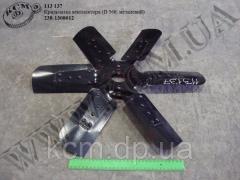 Крильчатка вентилятора 238-1308012 (D=560, металевий), арт. 238-1308012