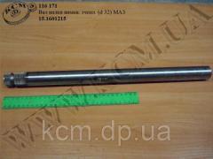 Вал вилки вимикання зчеплення 15.1601215 (d 32) МАЗ, арт. 15.1601215