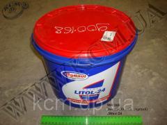 Змазка Літол-24 (10 дм3) Agrinol