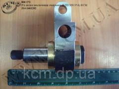 Р/к вилки виключення зчеплення 314-1601202 (КПП 9JS135A) КСМ