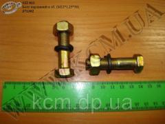Болт карданний в зб. 371302 (М12*1,25*50), арт. 371302