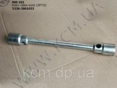 Ключ гайок коліс 5336-3901033 (30*32)
