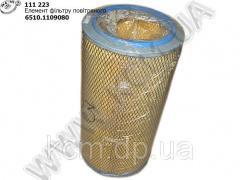 Елемент фільтру повітряного 6510-1109080 (580*310*195), арт. 6510-1109080
