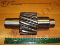 Шестерня ведуча циліндрична 65115-2402110-60 (Z 16)