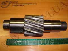 Шестерня ведуча циліндрична 5320-2402110-20 (Z=12)