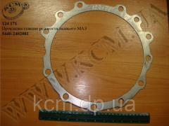 Прокладка стакана редуктора моста задн. 5440-2402081 МАЗ