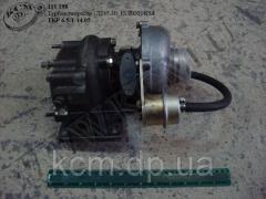 Турбокомпресор ТКР 6.5-1-14.05 (Д245.30; EURO2)