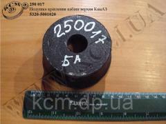 Подушка кабіни верх. 5320-5001020 КамАЗ, арт. 5320-5001020