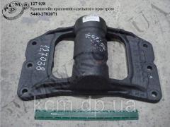 Кронштейн пристрою сідельного 5440-2702071 (6 отв.) ТАІМ, арт. 5440-2702071