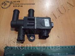 Клапан електромагнітний КЕТ-07-01, арт. КЕТ-07-01