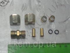 Фурнітура трубки D 8 мм (9 наим) зі...