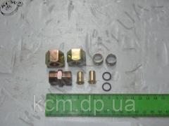 Фурнітура трубки D 12 мм (9 наим) зі з'єднувальним штуцером КСМ