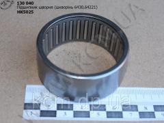 Підшипник шкворня НК5025 (шкворінь 6430,...