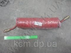 Шланг повітряний червоний (-45/+50) 64221-3506380 М16*1,5 L=7,5м КСМ, арт. 64221-3506380