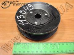 Шків насоса водяного 236-1307212-Б3, арт. 236-1307212