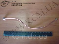 Трубка змащення компресора 642208-3509262...