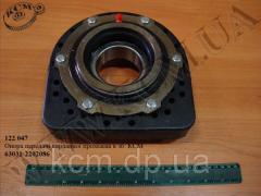 Опора пер. карданної проміжна в зб. 63031-2202086 (промопора) КСМ, арт. 63031-2202086
