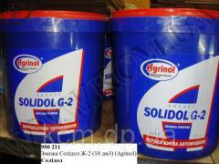 Змазка Солідол Ж-2 (10 дм3) Agrinol