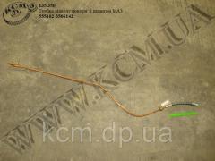 Трубка відводу повітря зі шлангом 555102-3506