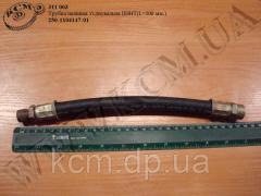Трубка паливна з'єднувальна ПННТ 250-1104147-01 (L=300) КрАЗ