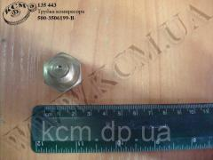 Пробка (М16*1, 5) 378520 МАЗ,  арт. 378520