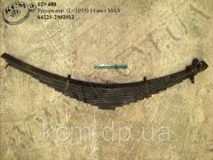 Ресора пер. 64221-2902012-04 (L=1910,  14...