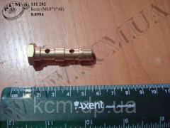 Болт трубки паливної 8.8994 (М10*1*48), арт. 2591245