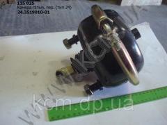 Камера гальмівна перед. 24.3519010-01 (тип 24), арт. 24.3519010-01